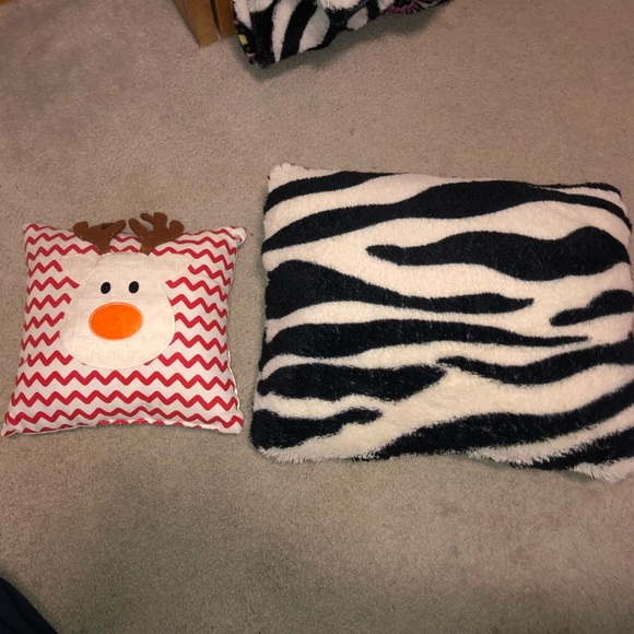 Other - Two Pattern Pillows